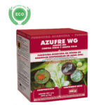 Fungicida acaricida azufre masso huerta agralia jardin asturias
