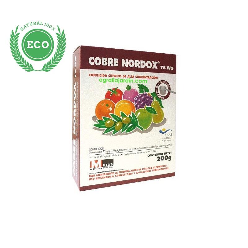 Fungicida Cobre nordox ecologico masso