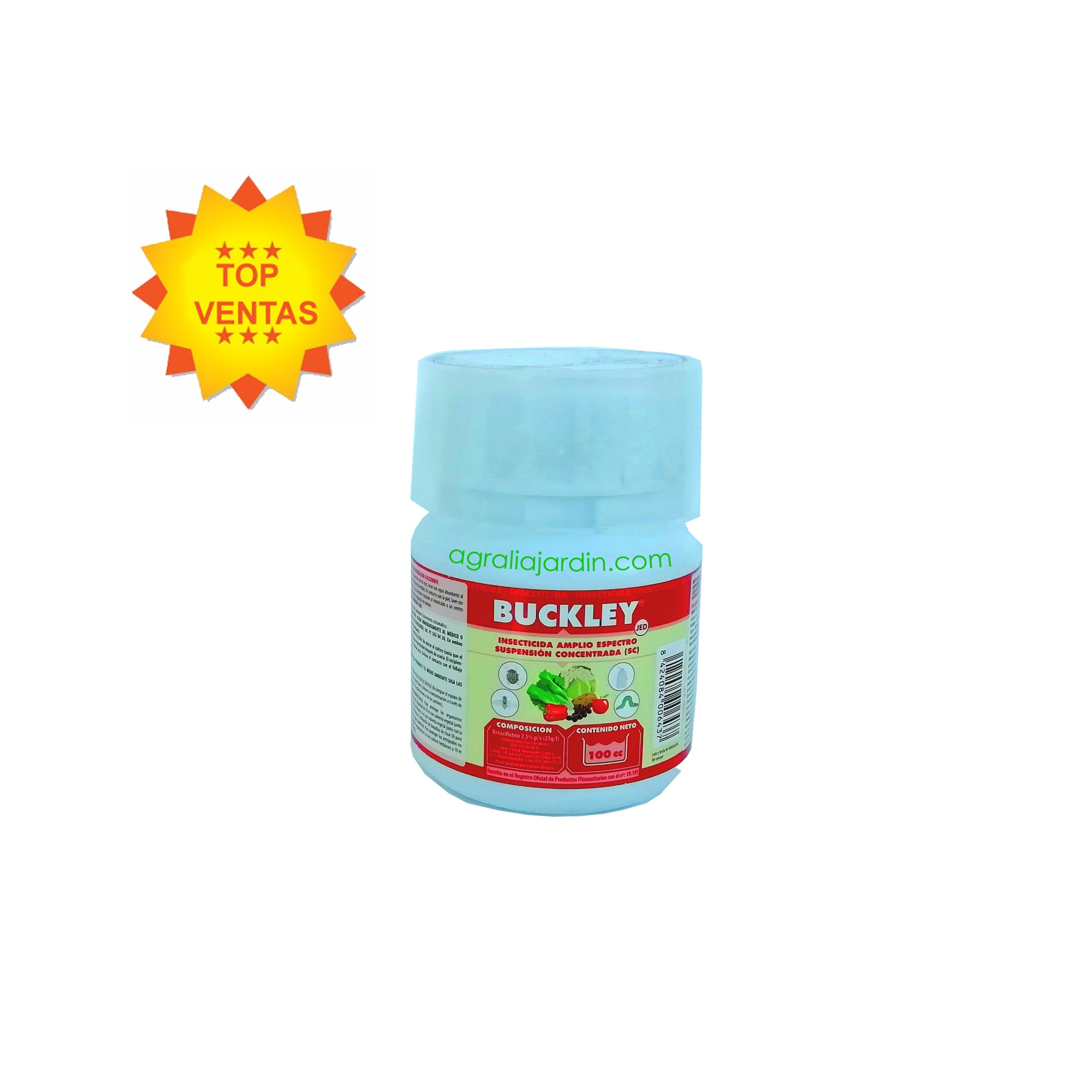 Buckley insecticida agraliajardin