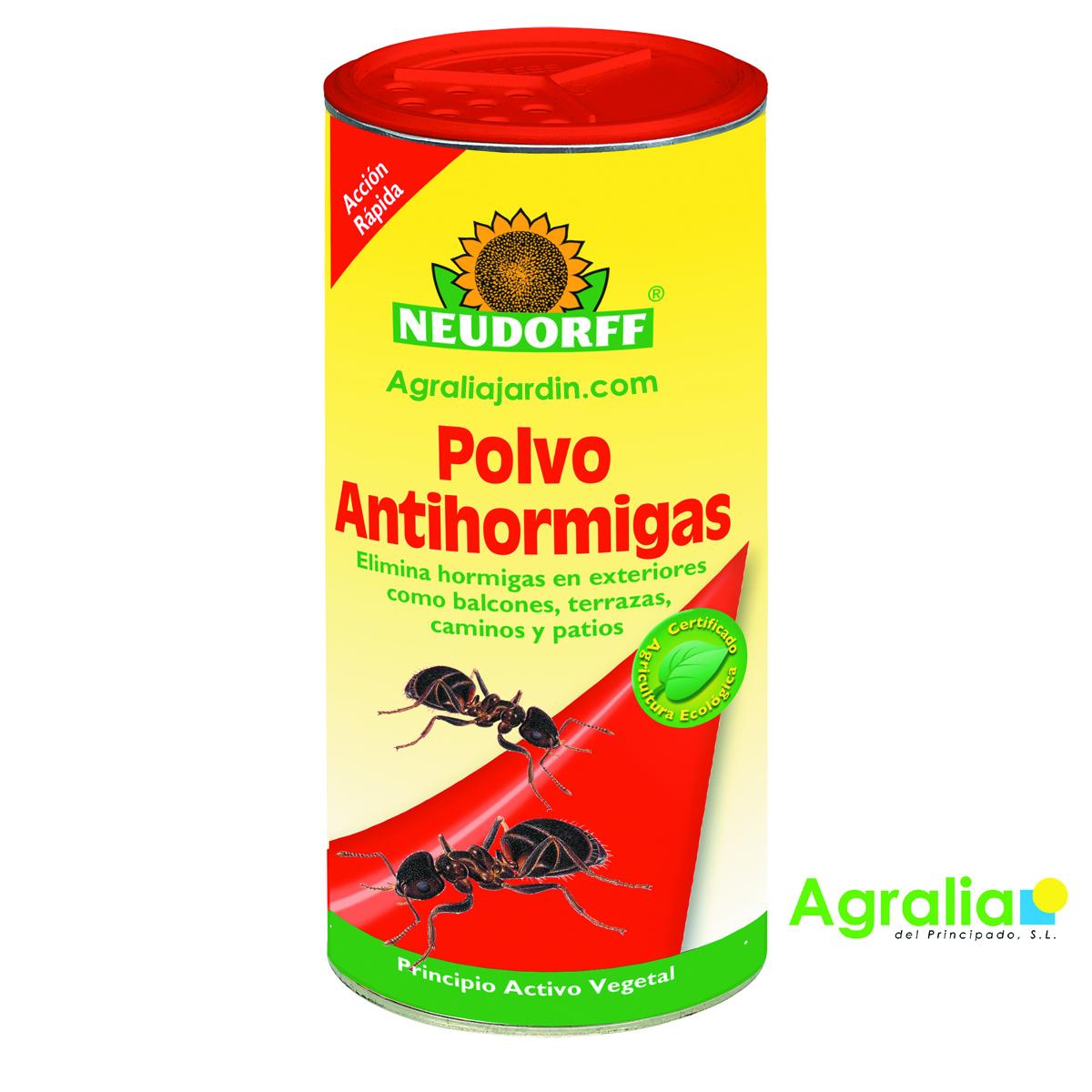 Polvo Anti hormigas neudorf