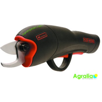 tijera poda electrica black and decker